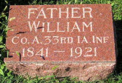 MINER, WILLIAM - Marion County, Iowa | WILLIAM MINER