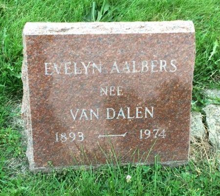 AALBERS, EVELYN - Marion County, Iowa | EVELYN AALBERS