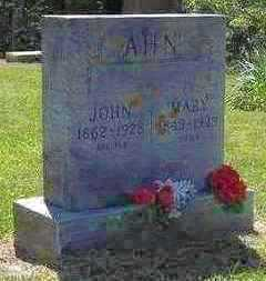 AHN, JOHN - Marion County, Iowa | JOHN AHN