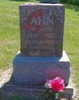 AHN, MARIA - Marion County, Iowa | MARIA AHN