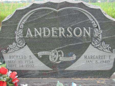 ANDERSON, RICHARD  B. - Marion County, Iowa | RICHARD  B. ANDERSON