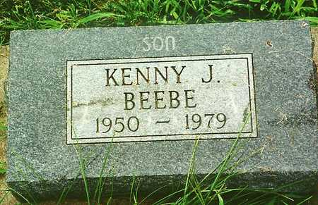 BEEBE, KENNY - Marion County, Iowa   KENNY BEEBE