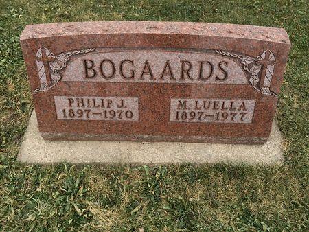 BOGAARDS, M. LOUELLA - Marion County, Iowa | M. LOUELLA BOGAARDS