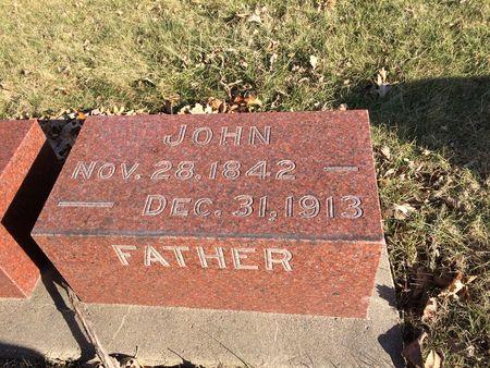 BOOT, JOHN - Marion County, Iowa | JOHN BOOT
