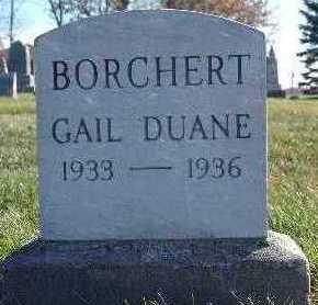 BORCHERT, GAIL DUANE - Marion County, Iowa | GAIL DUANE BORCHERT