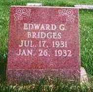 BRIDGES, EDWARD - Marion County, Iowa | EDWARD BRIDGES