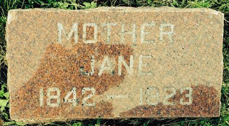 JOHNSON BUERKENS, JANE - Marion County, Iowa | JANE JOHNSON BUERKENS