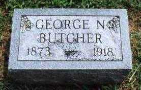 BUTCHER, GEORGE NELSON - Marion County, Iowa   GEORGE NELSON BUTCHER