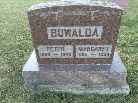 BUWALDA, MARGARET - Marion County, Iowa | MARGARET BUWALDA