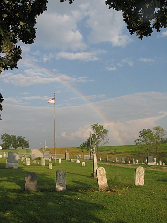COLUMBIA, CEMETERY - Marion County, Iowa | CEMETERY COLUMBIA
