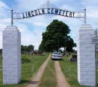 LINCOLN, CEMETERY - Marion County, Iowa | CEMETERY LINCOLN