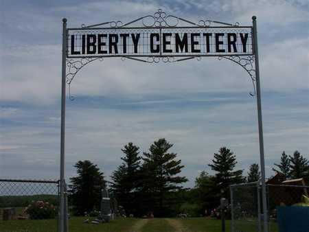 LIBERTY, CEMETERY - Marion County, Iowa   CEMETERY LIBERTY