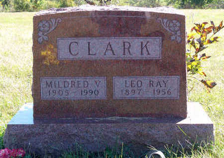 PENICK CLARK, MILDRED - Marion County, Iowa | MILDRED PENICK CLARK