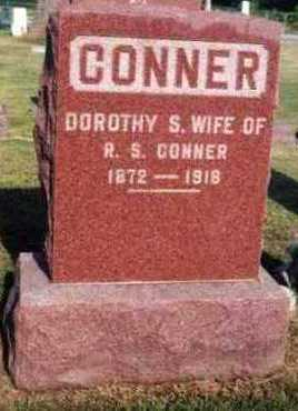 CONNER, DOROTHY S. - Marion County, Iowa | DOROTHY S. CONNER
