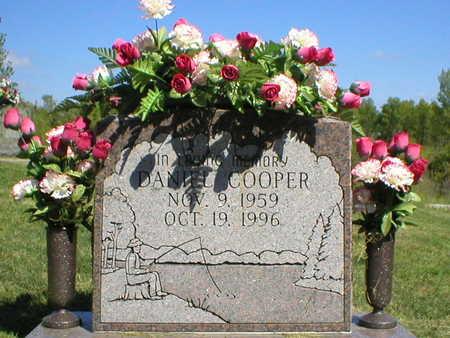 COOPER, DANIEL - Marion County, Iowa | DANIEL COOPER
