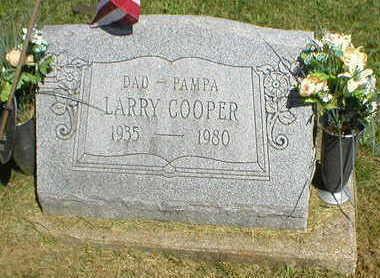 COOPER, LARRY - Marion County, Iowa | LARRY COOPER