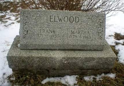 PHELPS ELWOOD, MARTHA - Marion County, Iowa | MARTHA PHELPS ELWOOD