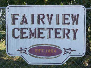 FAIRVIEW, CEMETERY - Marion County, Iowa | CEMETERY FAIRVIEW