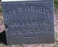 FINARTY, ROY W - Marion County, Iowa | ROY W FINARTY