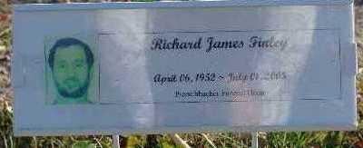 FINLEY, RICHARD JAMES - Marion County, Iowa   RICHARD JAMES FINLEY