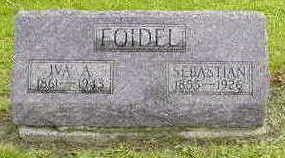 CLARK FOIDEL, IVA A. - Marion County, Iowa | IVA A. CLARK FOIDEL