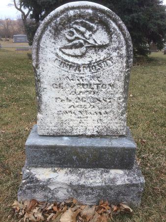 MOSBY FULTON, NINA - Marion County, Iowa | NINA MOSBY FULTON