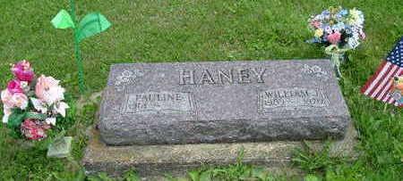 HANEY, WILLIAM JENNINGS - Marion County, Iowa   WILLIAM JENNINGS HANEY