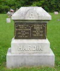 POLSON HARDIN, NANCY KING - Marion County, Iowa | NANCY KING POLSON HARDIN