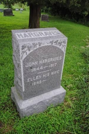 HARGRAVES, JOHN - Marion County, Iowa | JOHN HARGRAVES