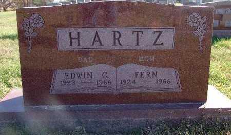 HARTZ, EDWIN C. - Marion County, Iowa | EDWIN C. HARTZ