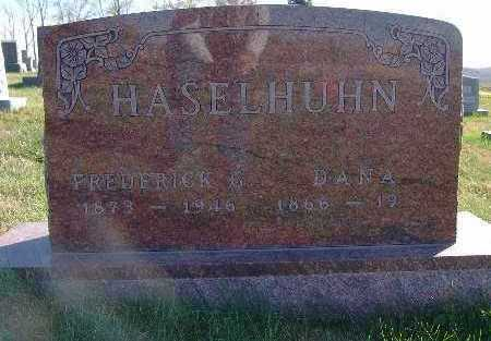 HASELHUHN, FREDERICK G. - Marion County, Iowa | FREDERICK G. HASELHUHN