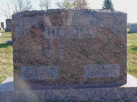 HEROLD, JULIUS F. - Marion County, Iowa | JULIUS F. HEROLD