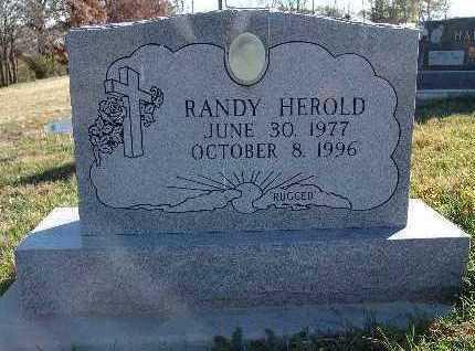 HEROLD, RANDY - Marion County, Iowa | RANDY HEROLD