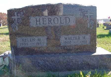 HEROLD, HELEN M. - Marion County, Iowa | HELEN M. HEROLD