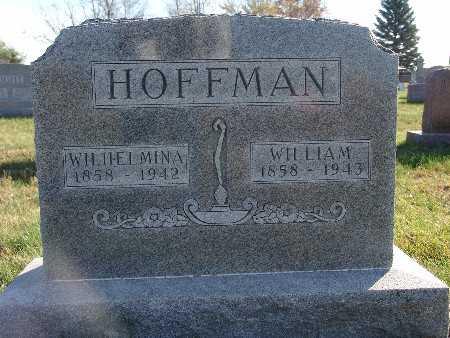 HOFFMAN, WILHELMINA - Marion County, Iowa | WILHELMINA HOFFMAN