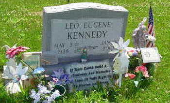 KENNEDY, LEO EUGENE - Marion County, Iowa | LEO EUGENE KENNEDY