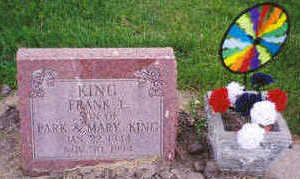 KING, FRANK LEE - Marion County, Iowa | FRANK LEE KING