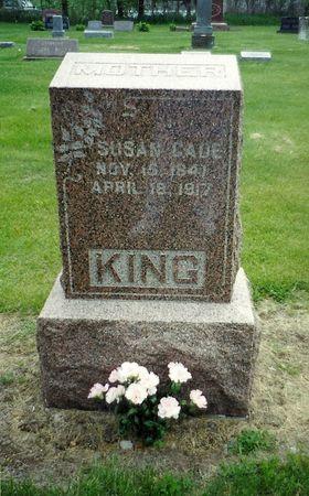 KING, SUSAN - Marion County, Iowa | SUSAN KING