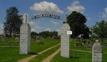 LINCOLN, CEMETERY - Marion County, Iowa   CEMETERY LINCOLN
