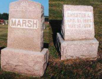 MARSH, CHESTER A. - Marion County, Iowa | CHESTER A. MARSH