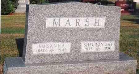 GRIFFITH MARSH, SUSANNA B. - Marion County, Iowa | SUSANNA B. GRIFFITH MARSH