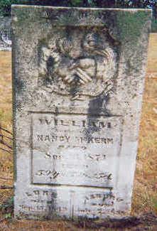 F MCKERN, WILLIAM - Marion County, Iowa | WILLIAM F MCKERN
