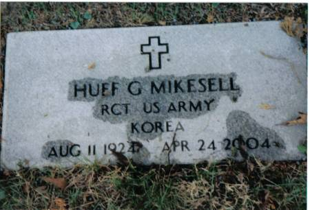 MIKESELL, HUFF G. - Marion County, Iowa | HUFF G. MIKESELL