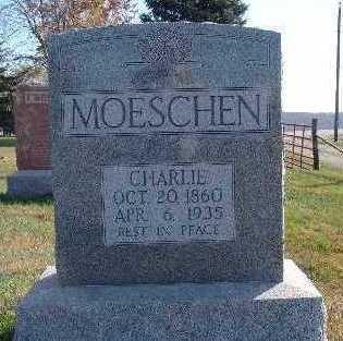 MOESCHEN, CHARLIE - Marion County, Iowa | CHARLIE MOESCHEN