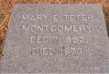 MONTGOMERY, MARY