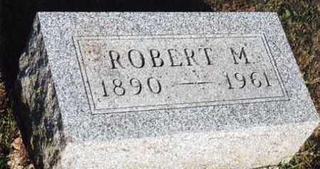 MORROW, ROBERT M. - Marion County, Iowa | ROBERT M. MORROW