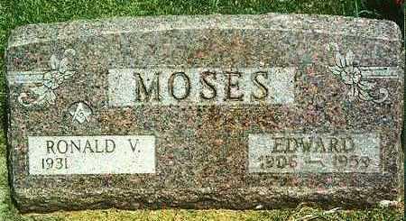MOSES, EDWARD - Marion County, Iowa | EDWARD MOSES