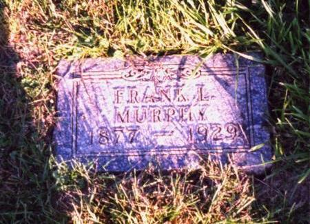 MURPHY, J. W.(JOHN WARREN) - Marion County, Iowa | J. W.(JOHN WARREN) MURPHY