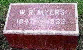 MYERS, WILLIAM - Marion County, Iowa | WILLIAM MYERS