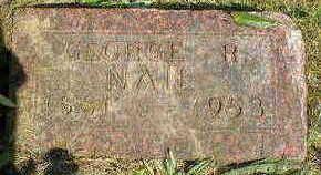 NAIL, GEORGE R. - Marion County, Iowa | GEORGE R. NAIL